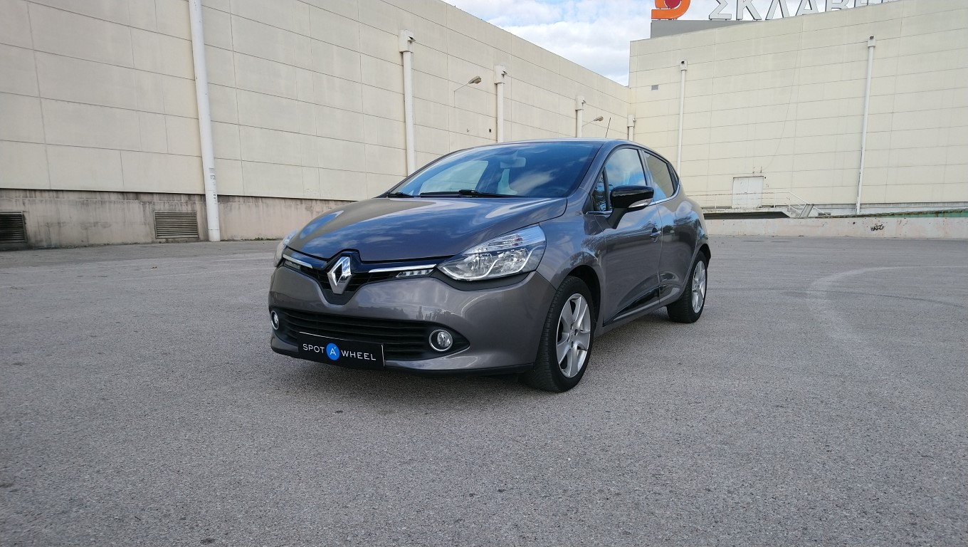 Renault Clio Energy Intens του  2013