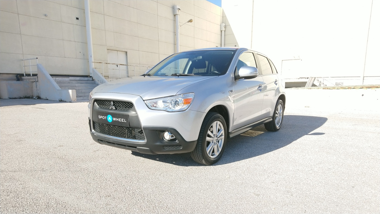 Mitsubishi Asx Intro Edition του  2012