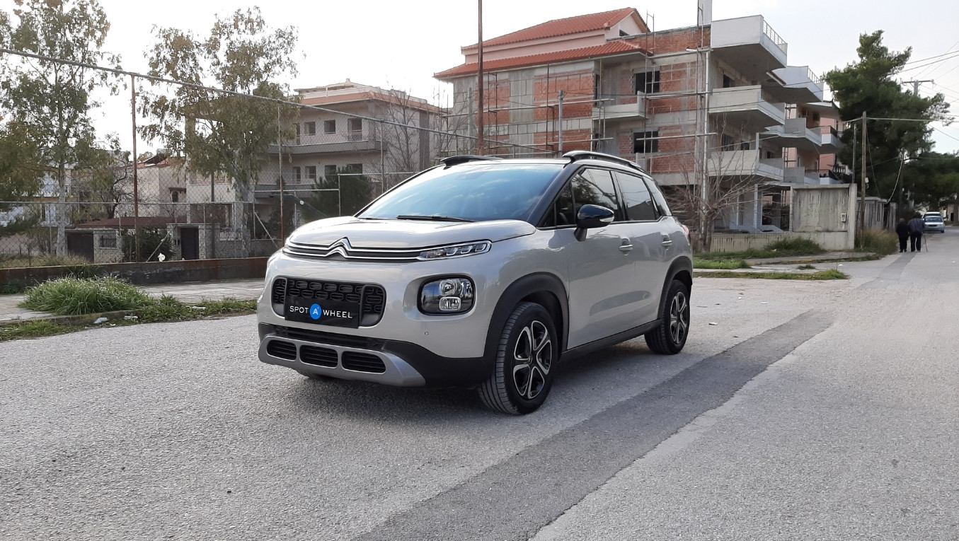 Citroen C3 Aircross Shine του  2019