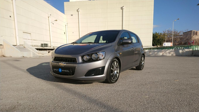 Chevrolet Aveo LT+ του  2012