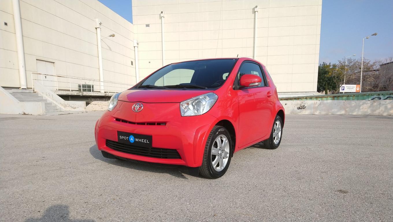 Toyota iQ 1.0 VVT-i του  2009