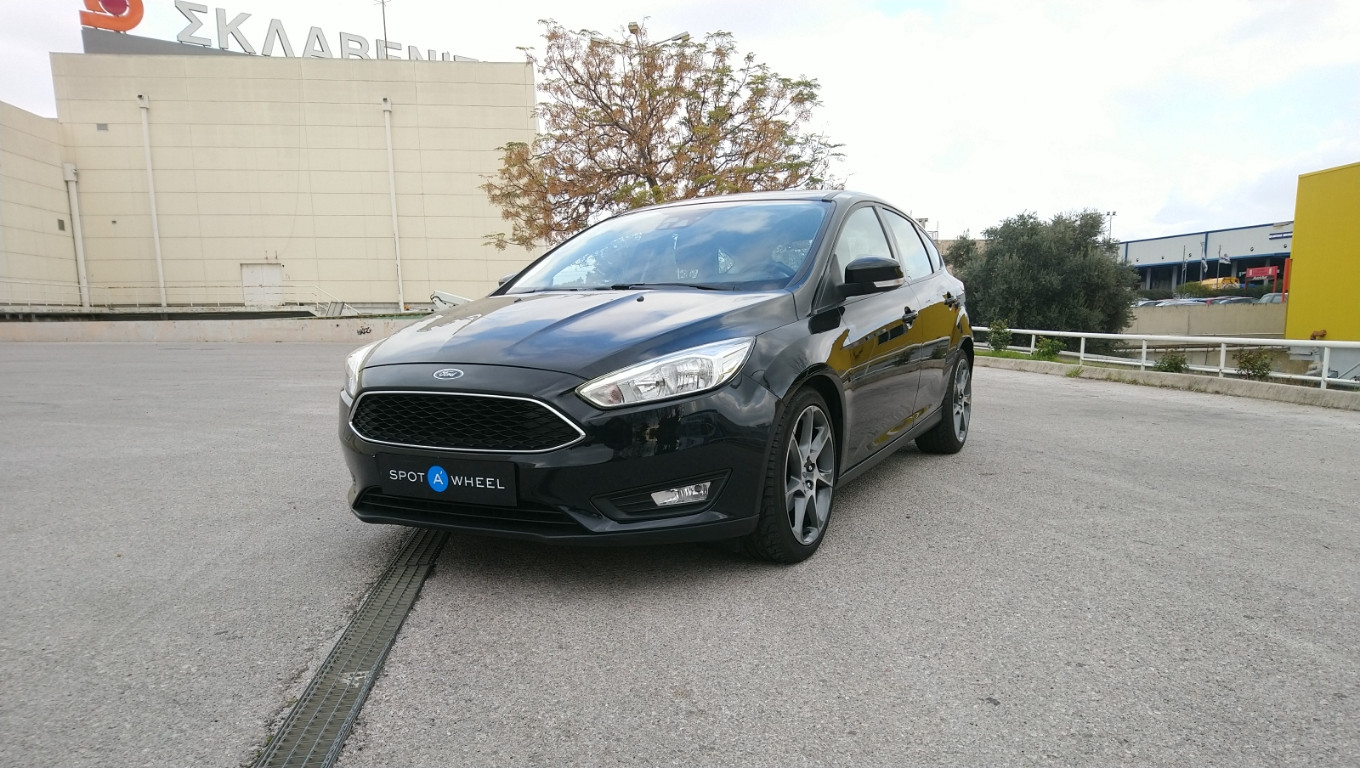 Ford Focus 1.5 TDCi Business του  2016