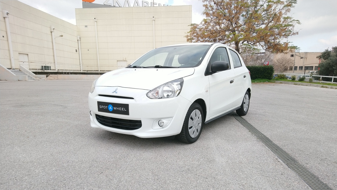 Mitsubishi Space Star Diamant Edition του  2015