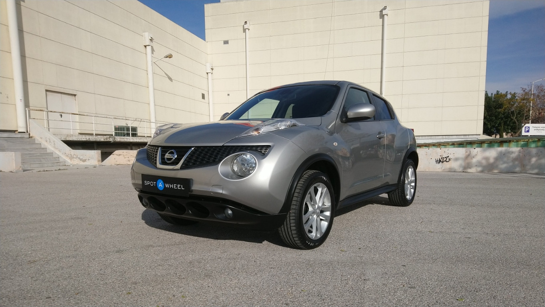 Nissan Juke Urban Premium του 2012