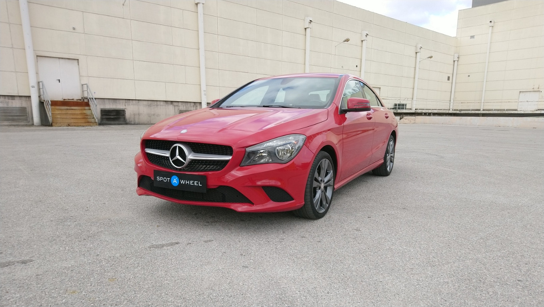 Mercedes-Benz CLA 180  του  2014