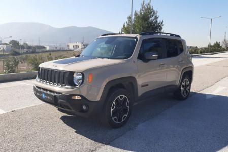 2015 Jeep Renegade - front-left exterior