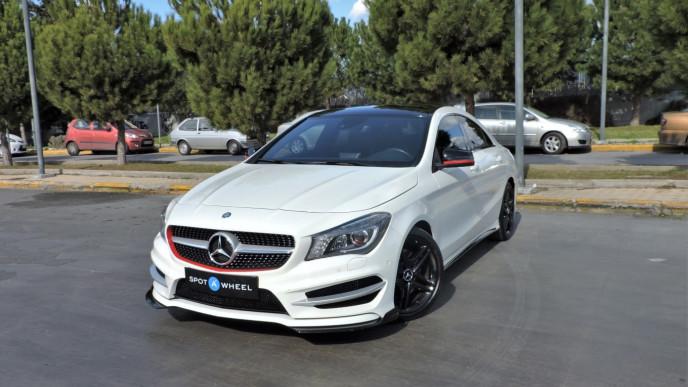 2013 Mercedes-Benz CLA 250 - front-left exterior