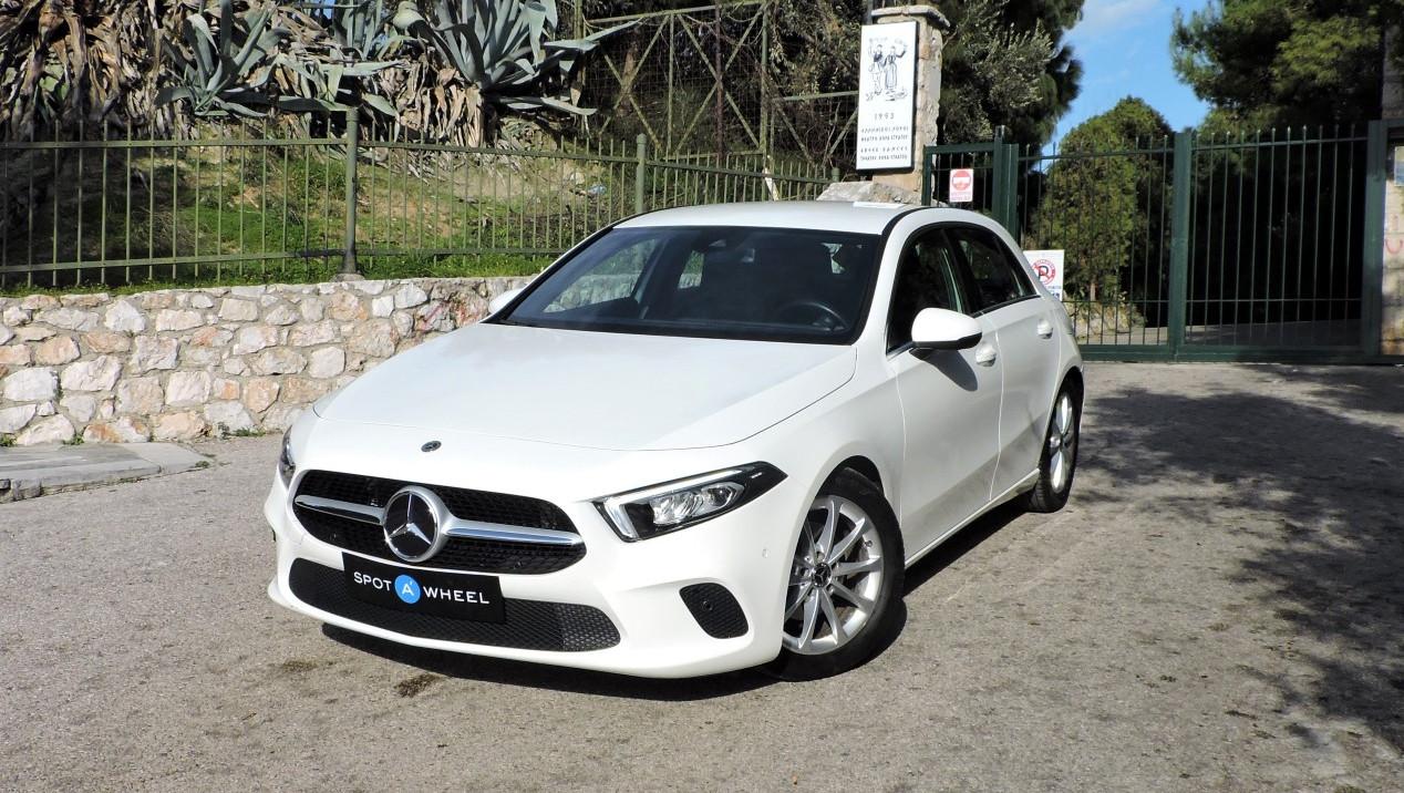 Mercedes-Benz A 180 d του  2018