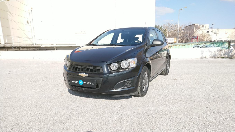 Chevrolet Aveo LS του  2012