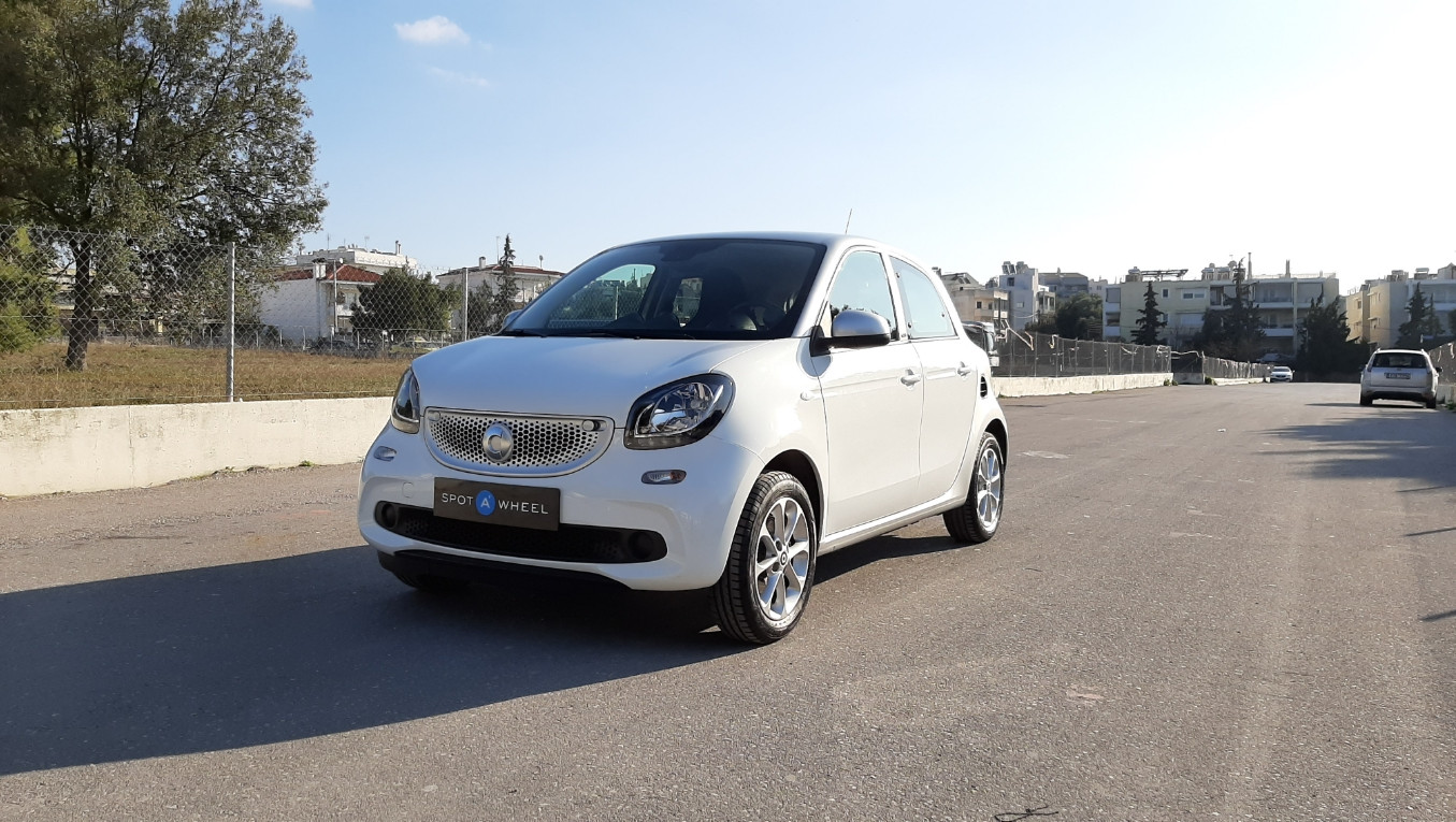 Smart ForFour Passion του  2018