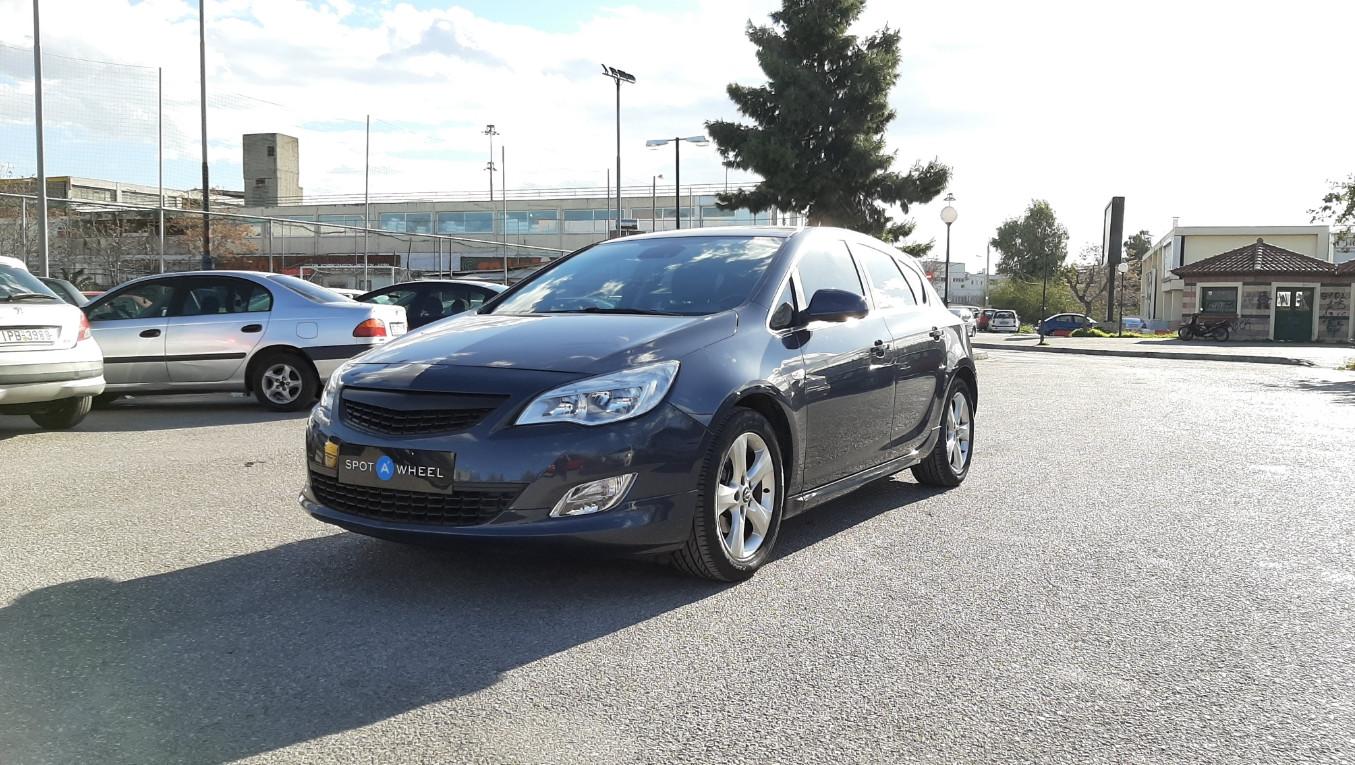 Opel Astra J 1.6 Turbo του  2010