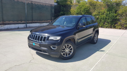 2015 Jeep Grand Cherokee - front-left