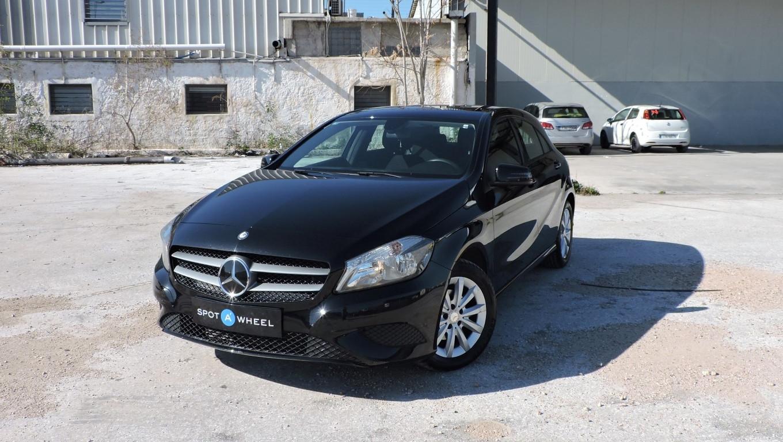 Mercedes-Benz A 180 CDI του  2014