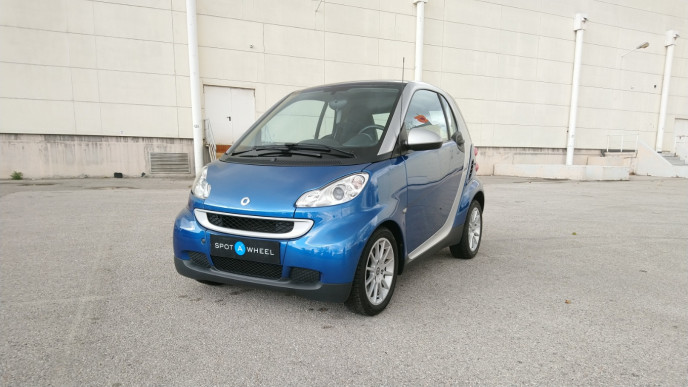 2009 Smart ForTwo - front-left exterior