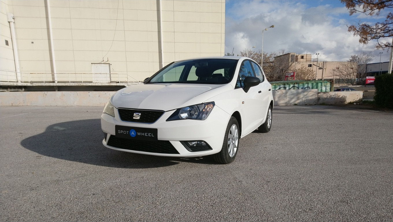 Seat Ibiza Reference Plus του  2015