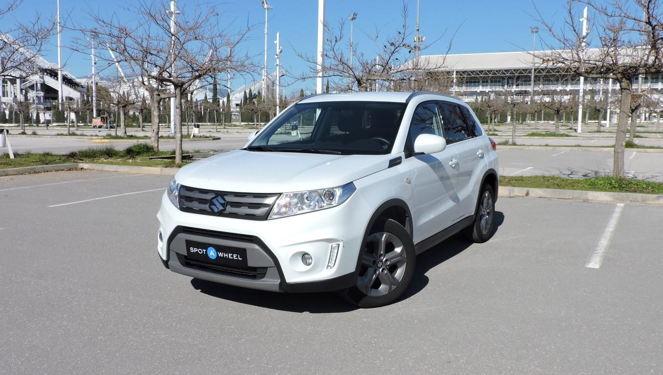 Suzuki Vitara GL+ DDIS SVT του  2016
