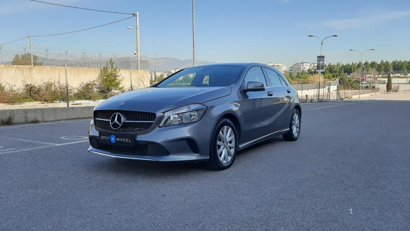 Mercedes-Benz A 180 d του  2016