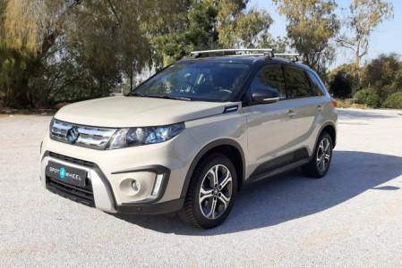 2015 Suzuki Vitara - front-left exterior
