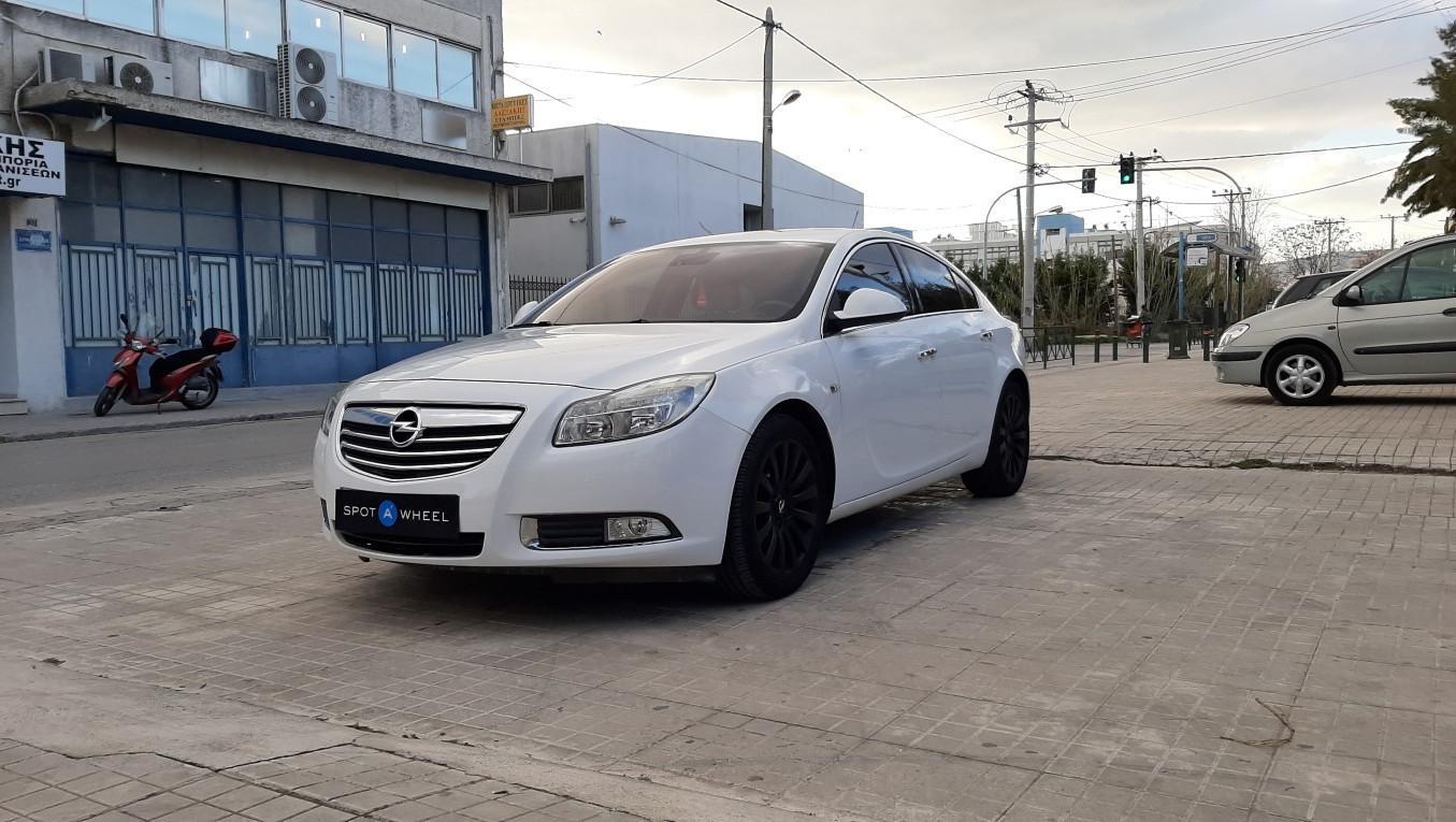 Opel Insignia Cosmo του  2010