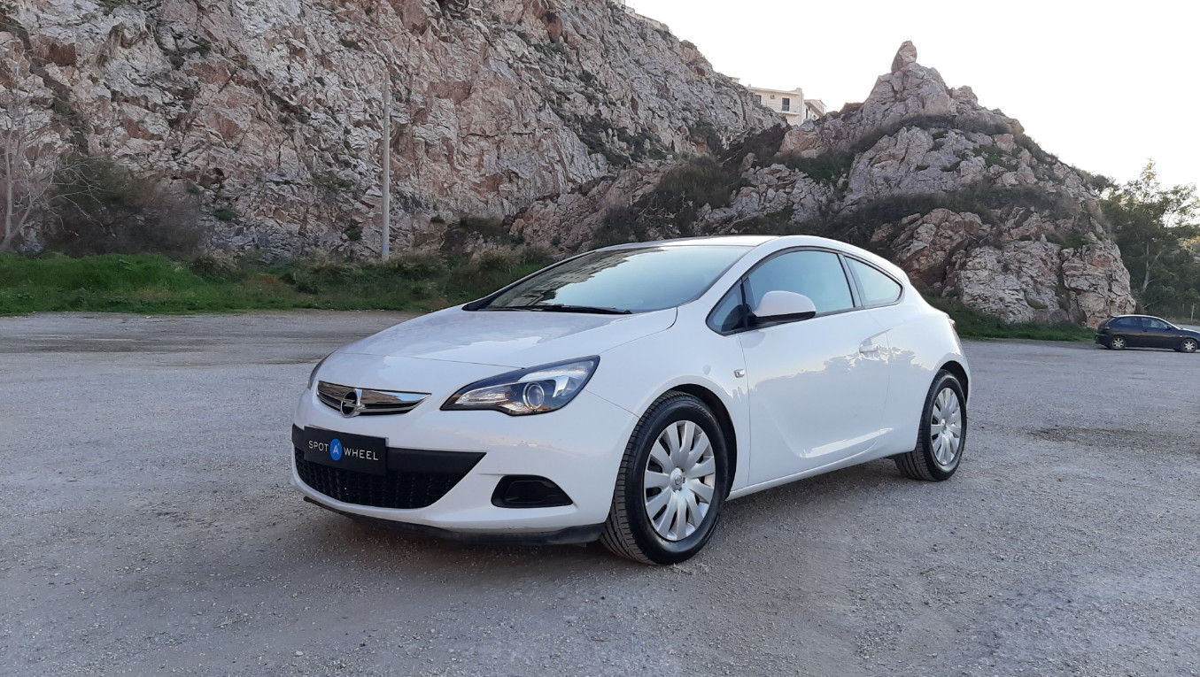 Opel Astra GTC 1.4 TURBO του  2014