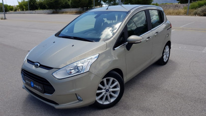 2015 Ford B-Max - front-left exterior
