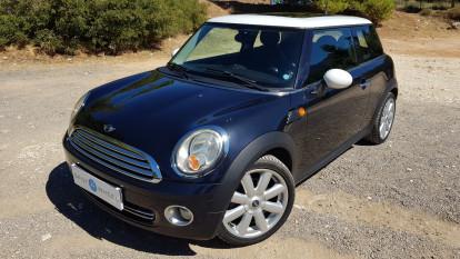 2007 Mini Cooper - front-left