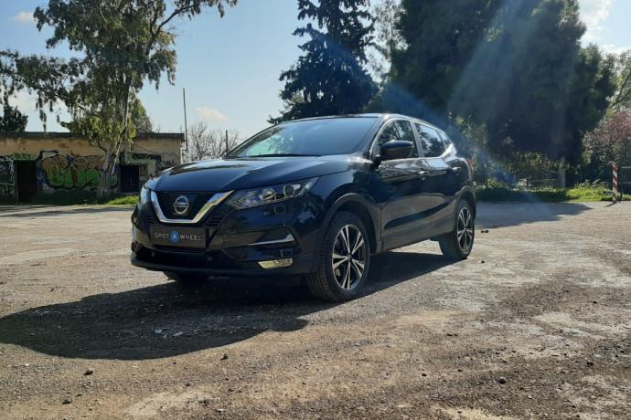 Nissan Qashqai N-Connecta του  2018