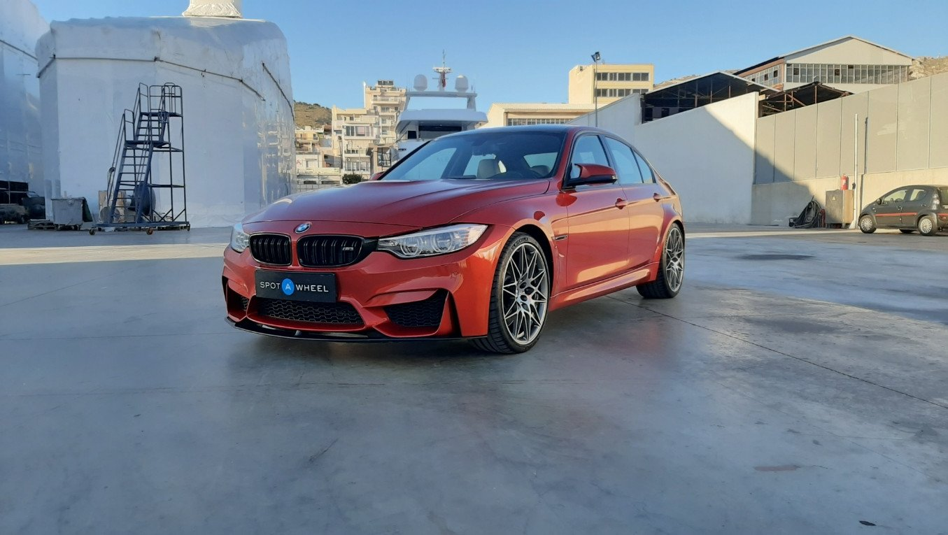 Bmw M3 Competition του  2016