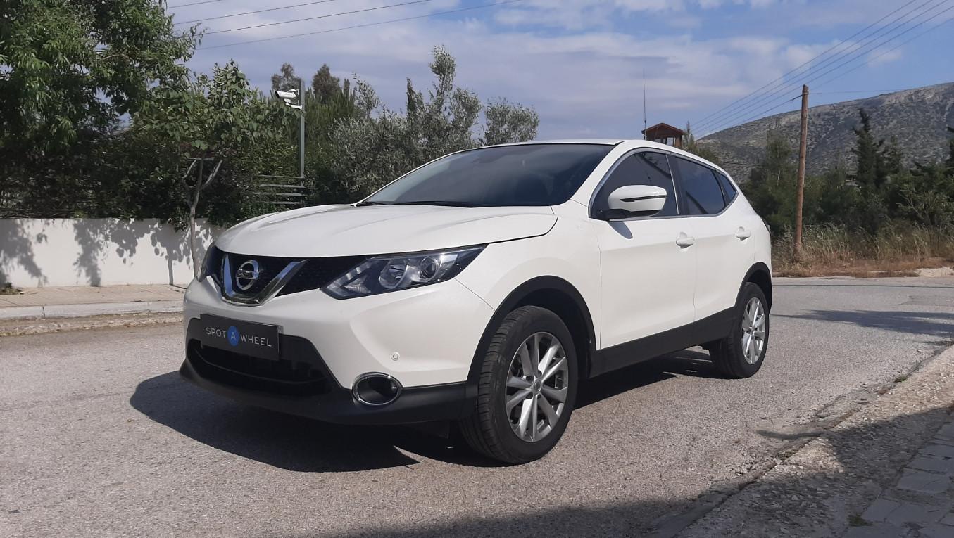 Nissan Qashqai Premium του 2016