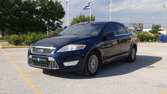 2009 Ford Mondeo - front-left exterior