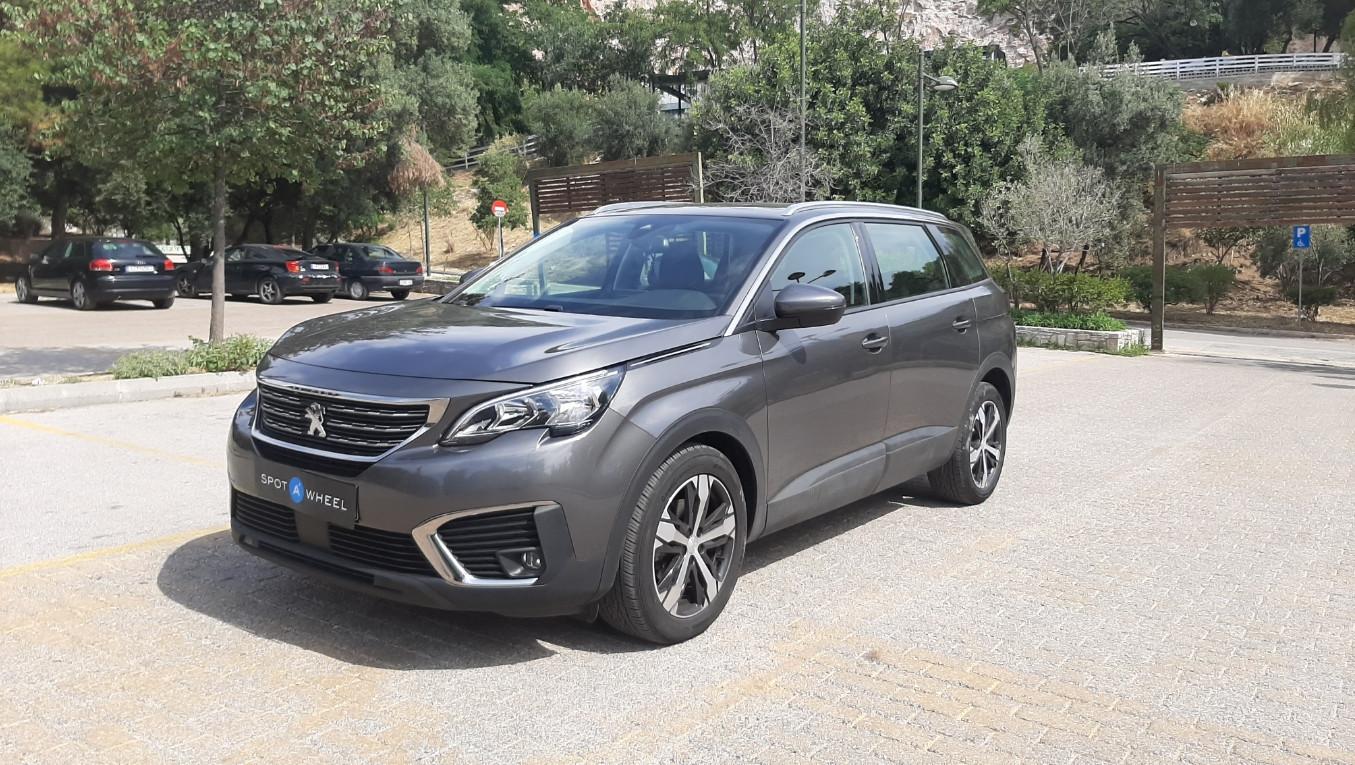 Peugeot 5008 1.2 PureTech του 2018