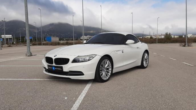 2010 Bmw Z4 - front-left exterior