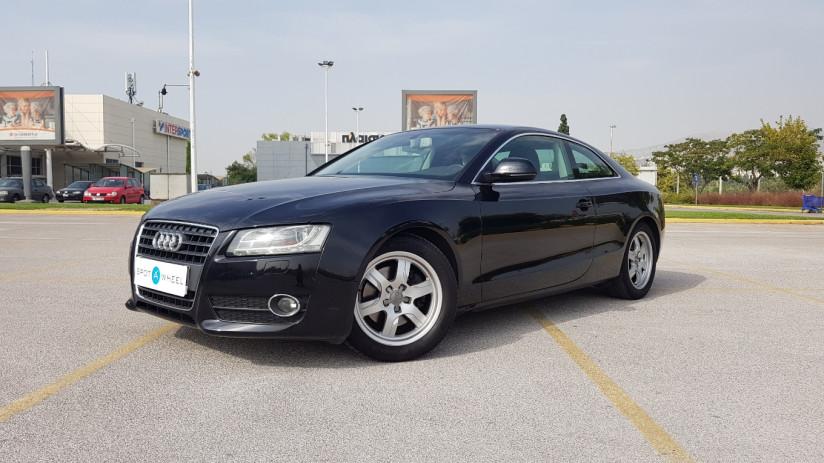 2009 Audi A5 - front-left exterior