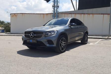 2018 Mercedes-Benz GLC 350 - front-left exterior