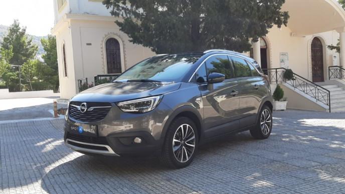 2019 Opel Crossland X - front-left exterior