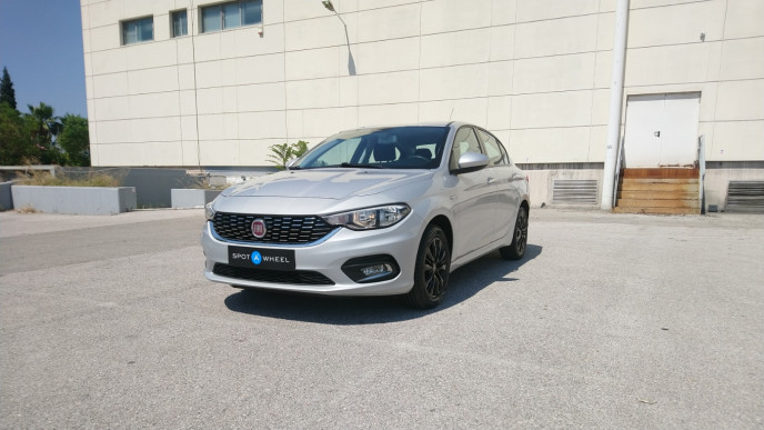 2016 Fiat Tipo - front-left exterior