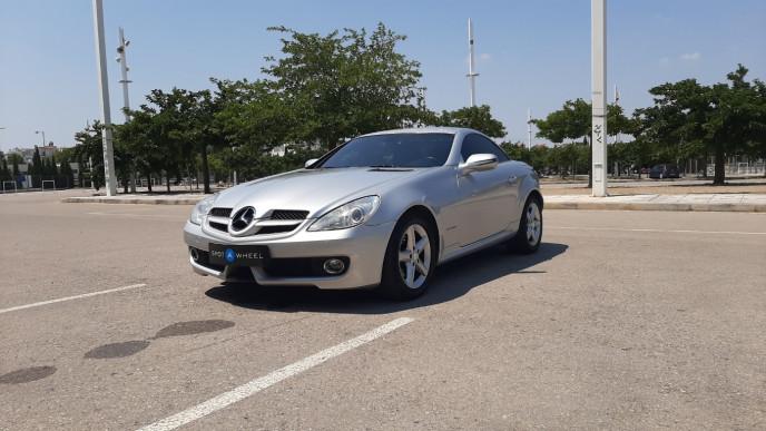 2010 Mercedes-Benz SLK 200 - front-left exterior