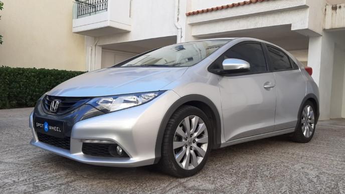 2013 Honda Civic - front-left exterior