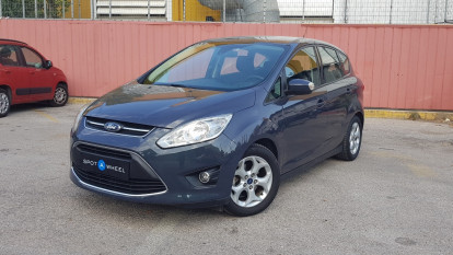 2013 Ford C-Max - front-left exterior