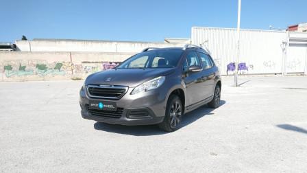 2013 Peugeot 2008 - front-left exterior