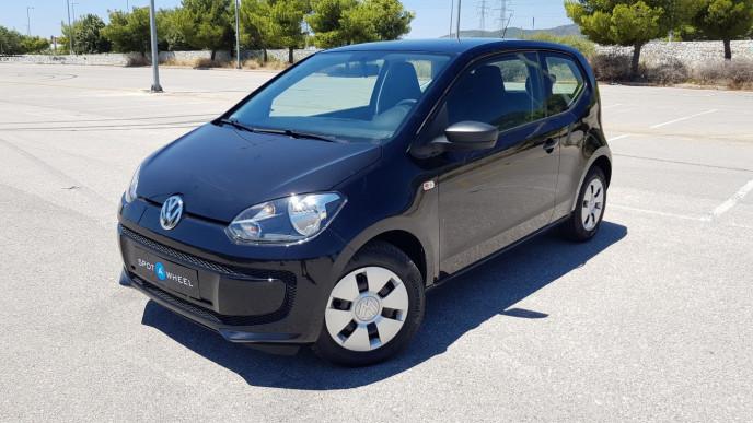 2012 Volkswagen Up - front-left exterior