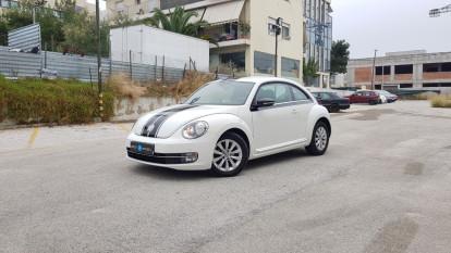 2013 Volkswagen Beetle (New) - front-left exterior