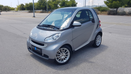 2007 Smart ForTwo - front-left exterior