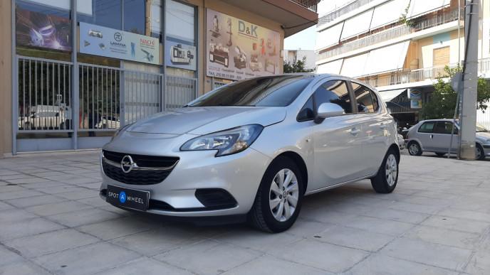 2018 Opel Corsa - front-left exterior
