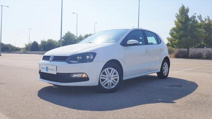 2015 Volkswagen Polo - front-left exterior