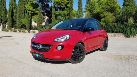 2018 Opel Adam - front-left exterior