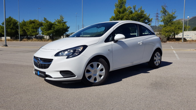 2016 Opel Corsa - front-left exterior