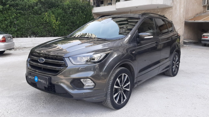 2018 Ford Kuga - front-left exterior