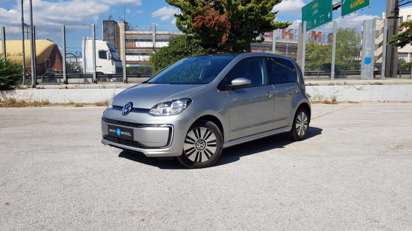 2017 Volkswagen Up - front-left exterior