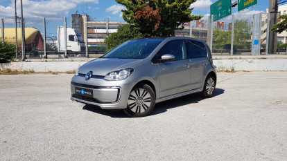 2017 Volkswagen Up - front-left